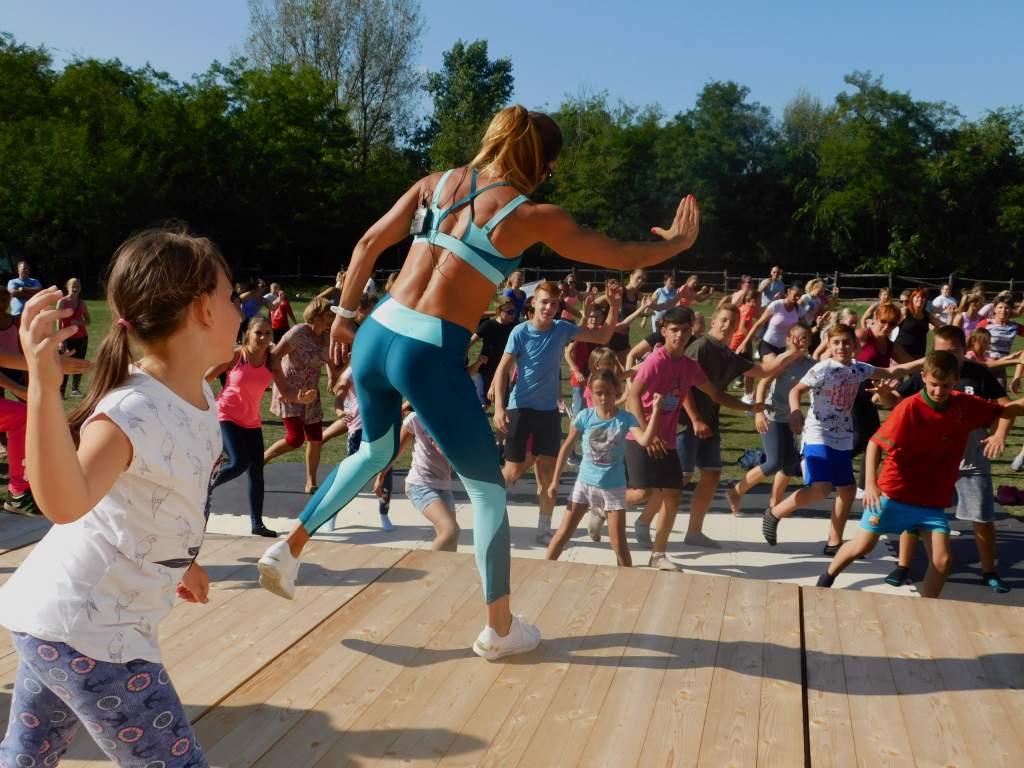 Egészség- és sportnap Bugacon