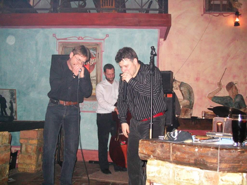 Negyed évszázadnyi blues Kiskunfélegyházán