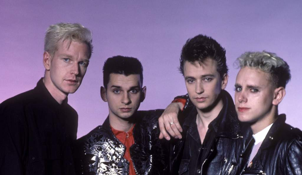 Depeche Mode Klub a Rocktárban