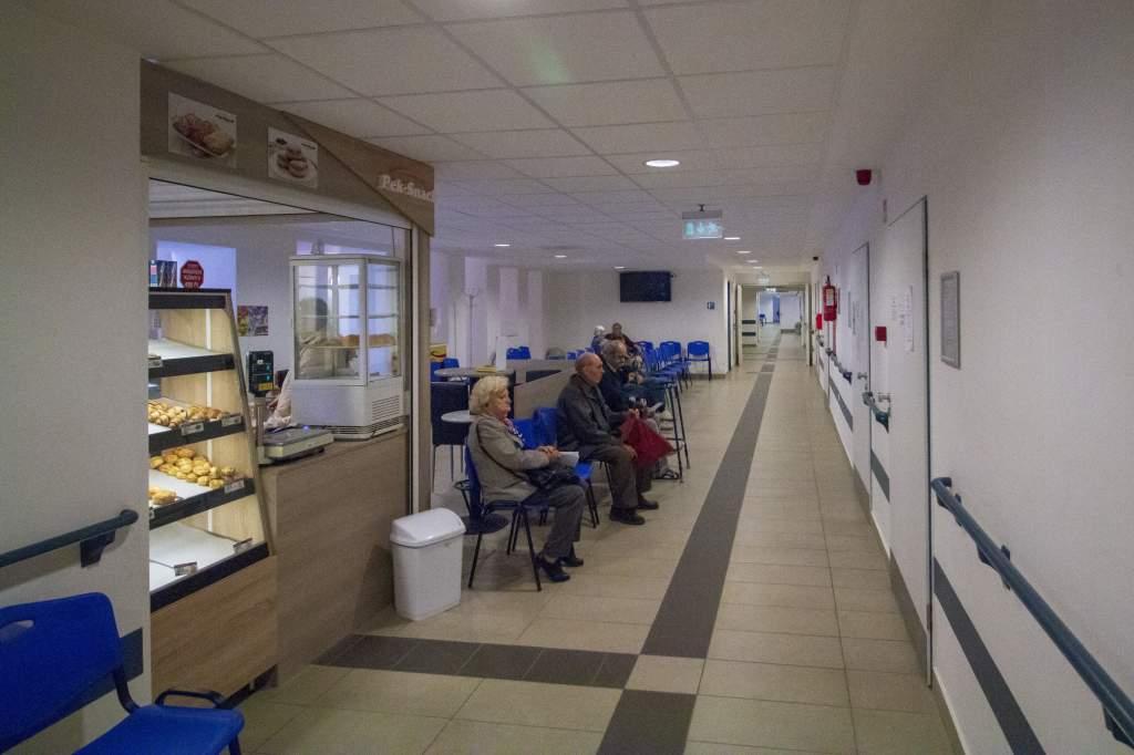 Változik a kórház szakrendelése