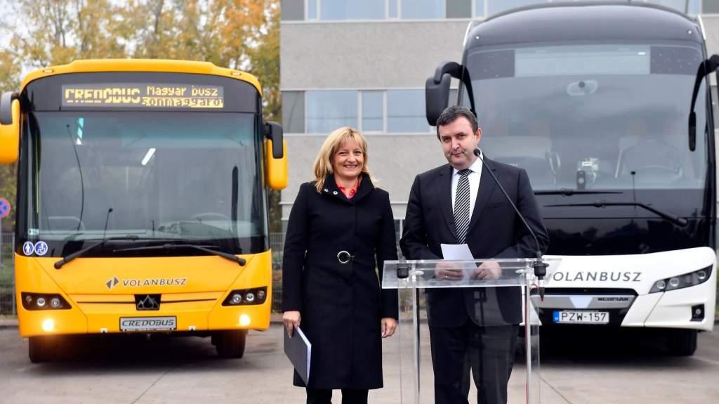 Magyarországon is kiépül az iskolabusz-hálózat