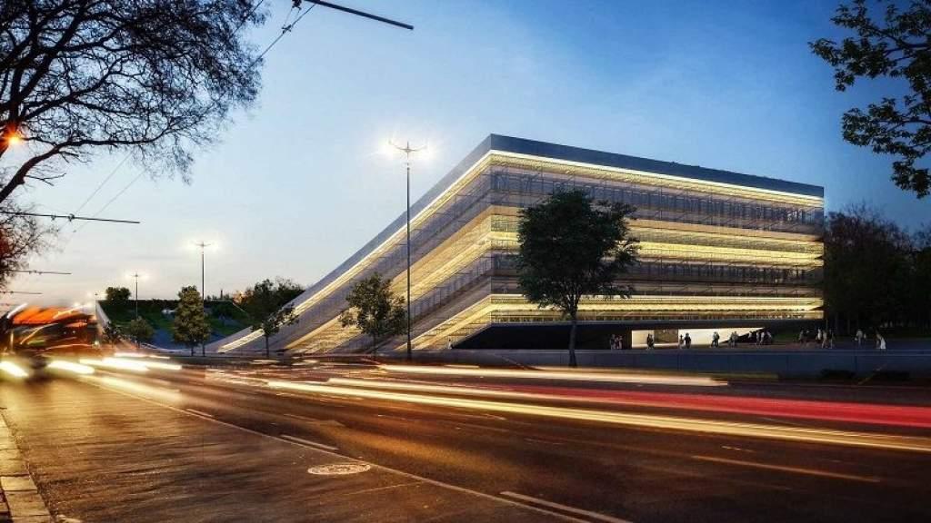 A világ legjobb középülete a Néprajzi Múzeum új épülete