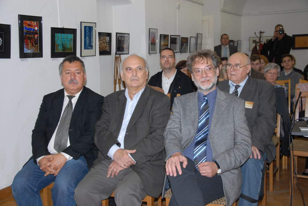 Régészek és geográfusok tanácskoztak a múzeumban