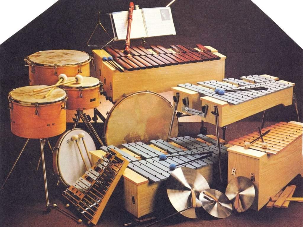 Ütőhangszeres koncert a zeneiskolában