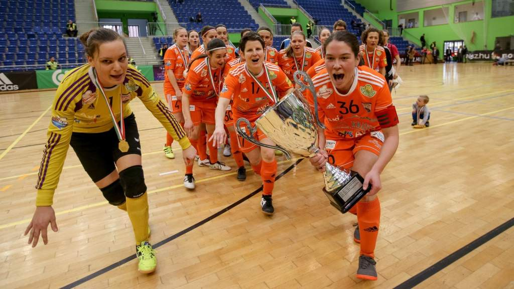 Hatodszor is kupagyőztes az Astra-Herbária Kiskunfélegyháza FC