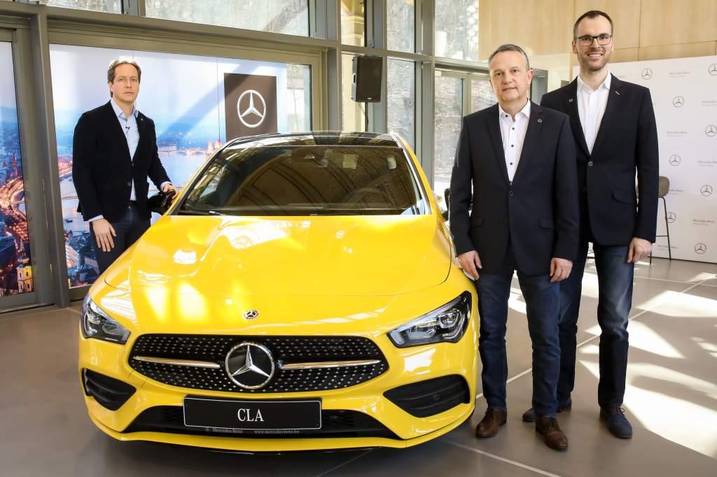 Sikeres évet zárt a Mercedes-Benz