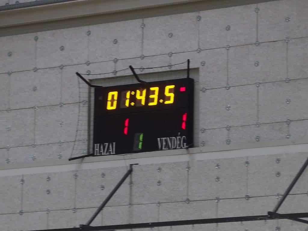 Előnybe került az Astra a bajnoki döntőben