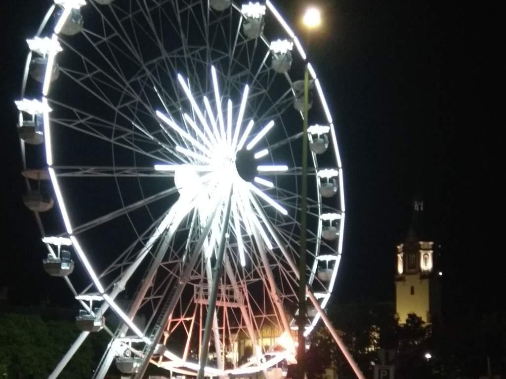 Városkép új nézőpontból - videóval