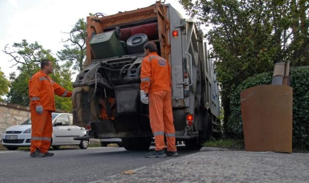 Pünkösdi hulladékszállítás