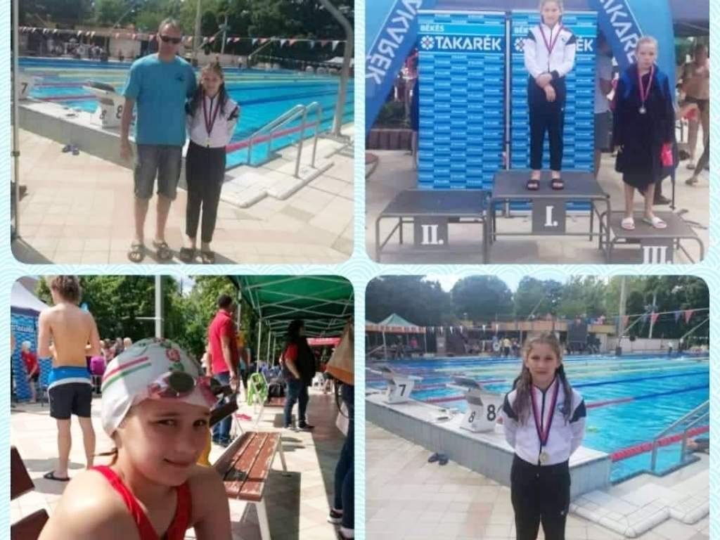 Kiemelkedő sportolók a DMTK-KVSE Aquasport Egyesületnél