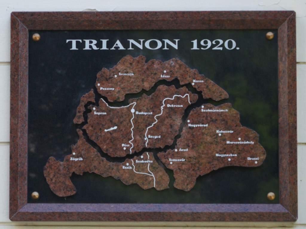 Trianoni megemlékezés a Móra Ferenc Gimnáziumban