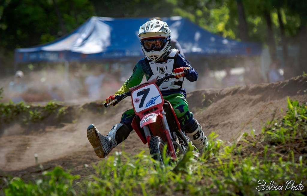 Rekord létszámú nevező a félegyházi motocross versenyen