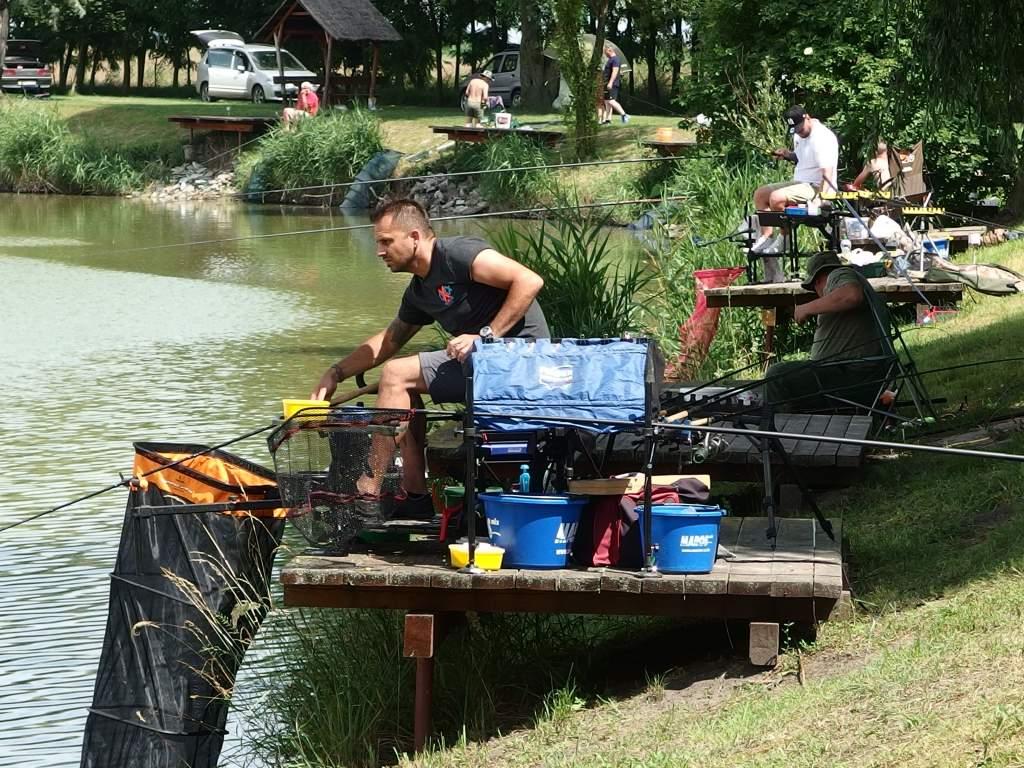 Jó fogásnak örvendtek a horgászok