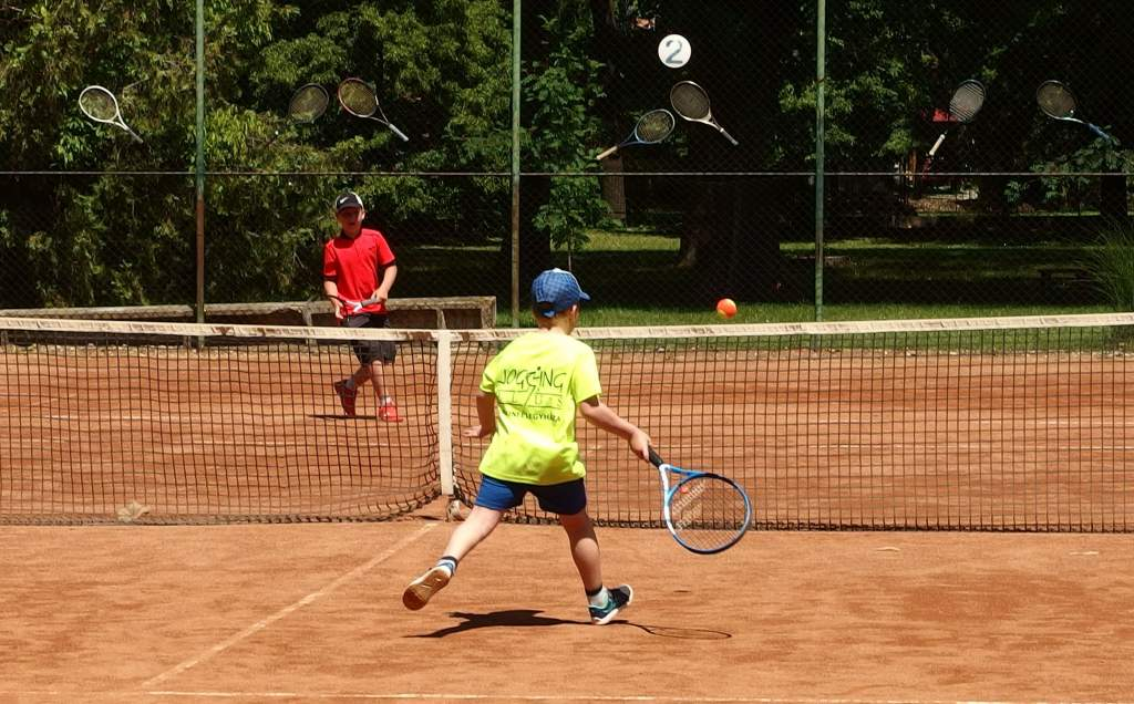 Országos teniszverseny Kiskunfélegyházán