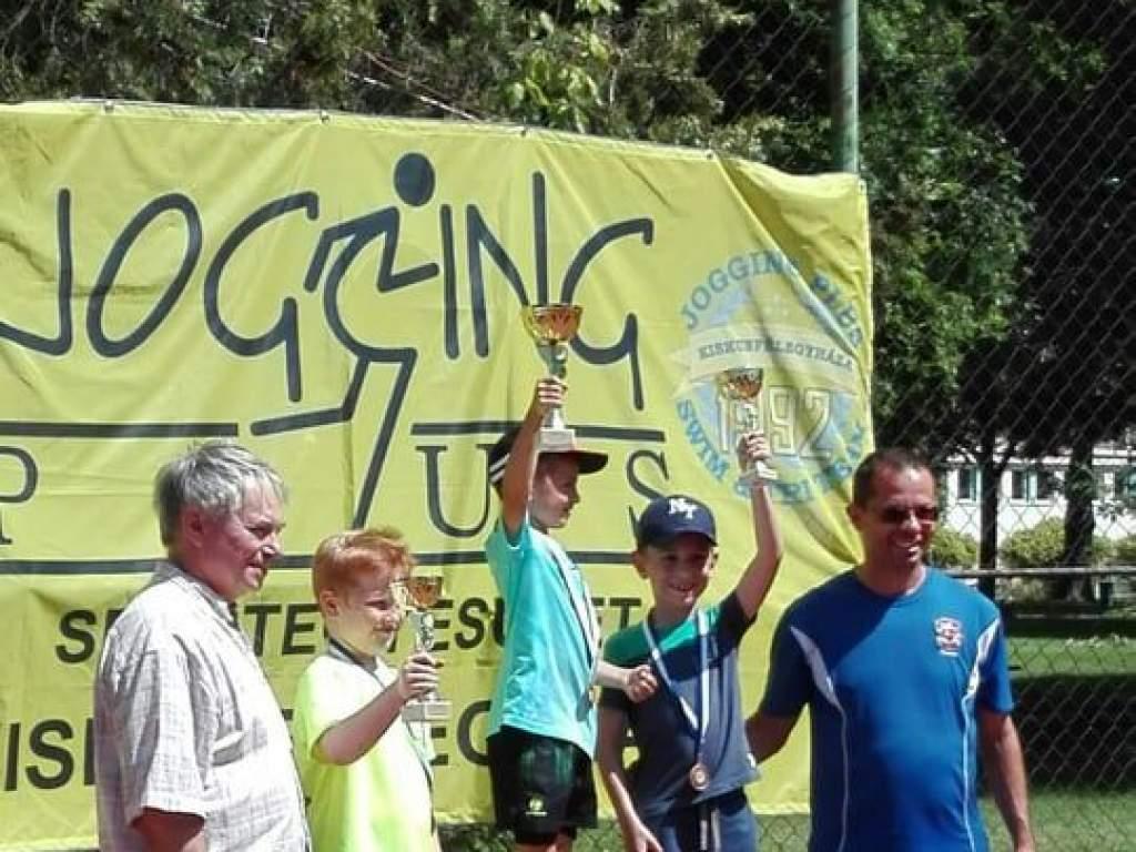 Rollsped Kupa gyermek teniszverseny Kiskunfélegyházán