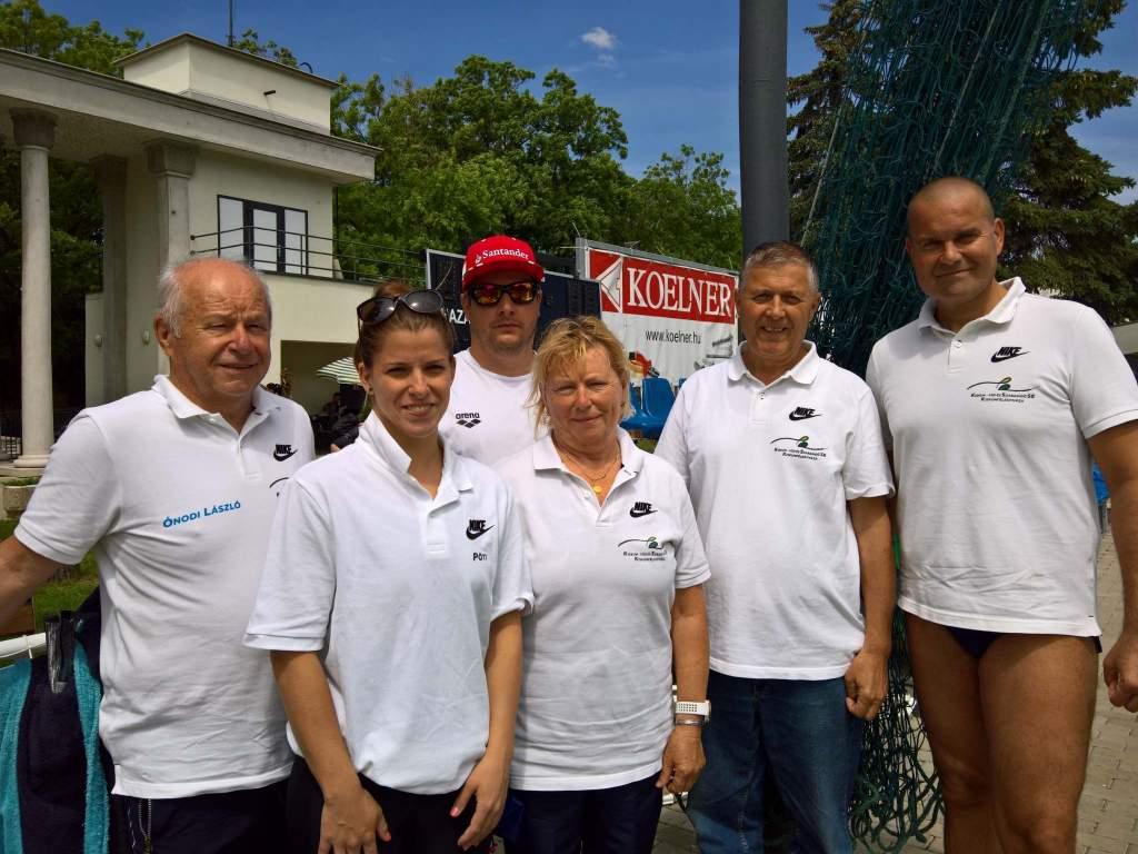 VI. Serházzugi nyílt vízi hosszútávúszó verseny