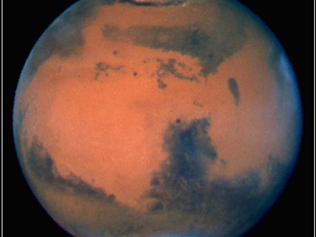 Ember a Marson?