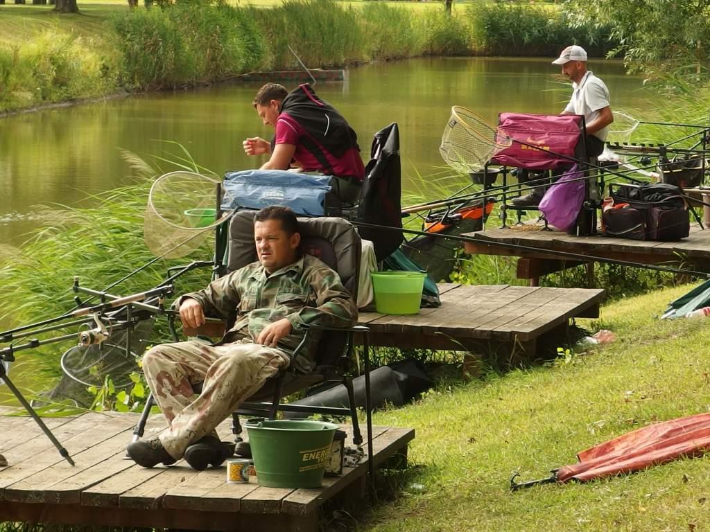 Szeles és esős időjárás nehezítette a 24 órás horgászatot