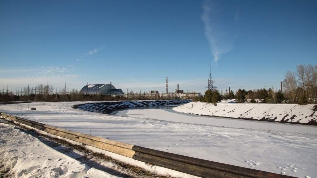 A régi csernobili szarkofág elbontását tervezik