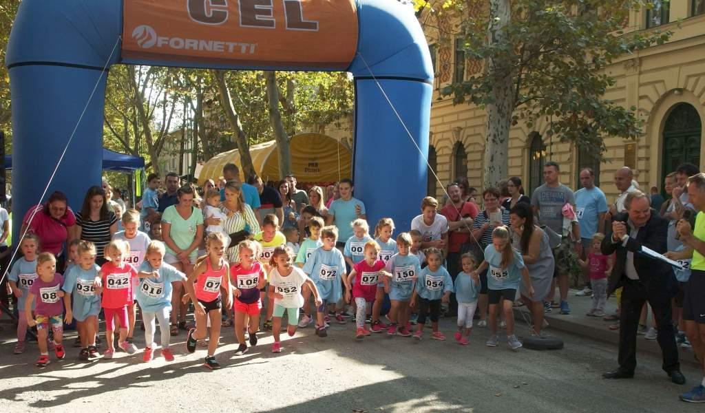 Lúdas Matyi futama - utcai futóverseny
