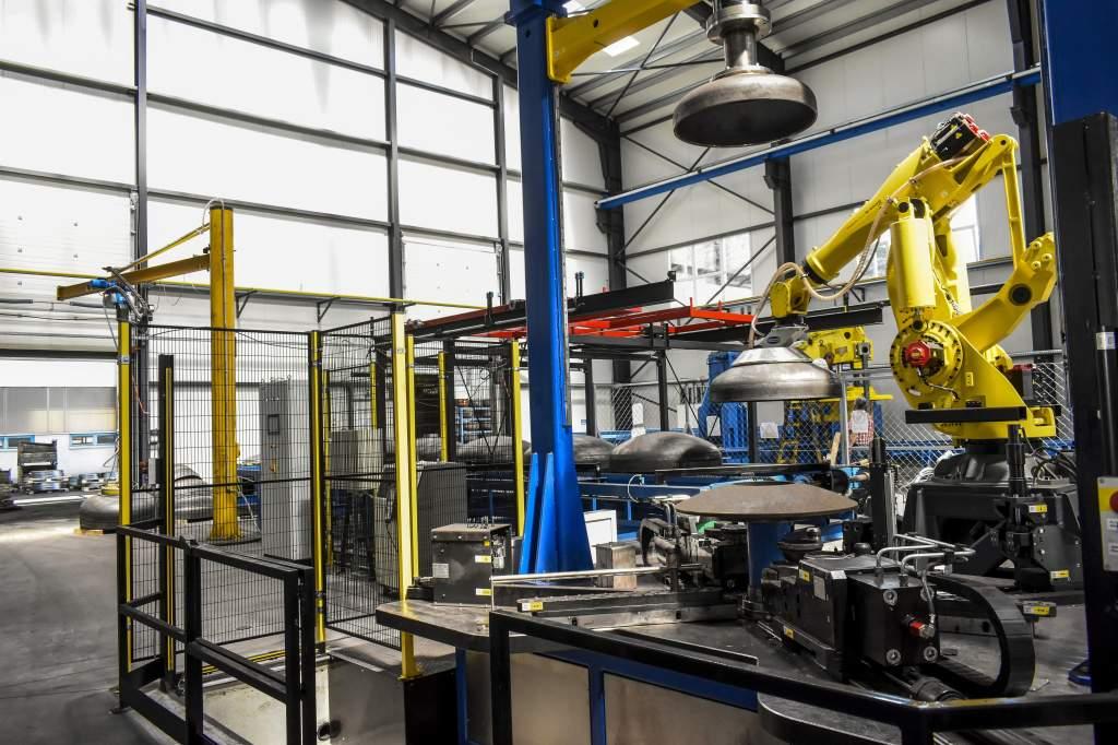 Új csarnokkal bővítette kapacitását a kiskunfélegyházi Torus Acéltermékgyártó Kft.