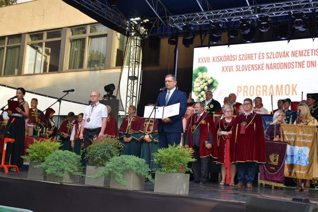 Véget ért a XXVII. Kiskőrösi Szüret és Szlovák Nemzetiségi Napok