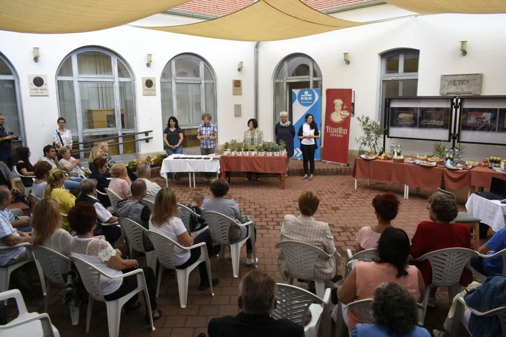 Barátságos partival zárult a 2019. évi Virágos Félegyháza-mozgalom