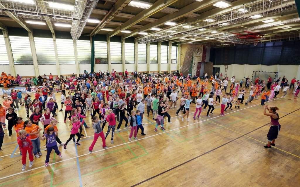 Szeptember végén tartják a Európai Diáksport Napot