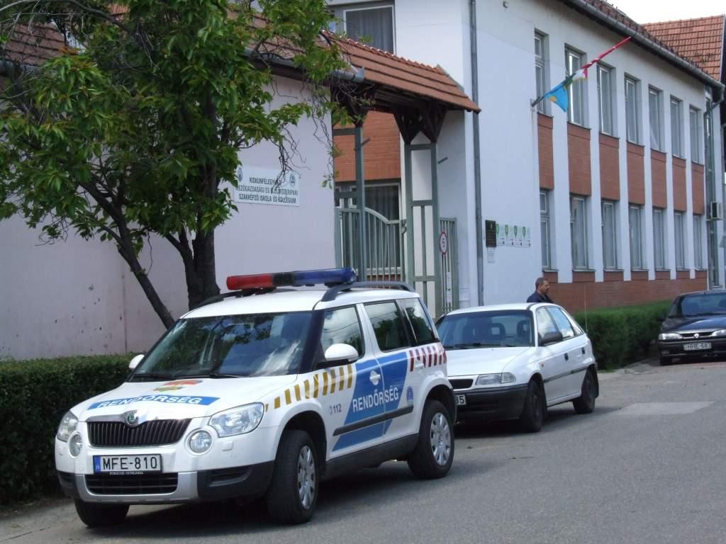 Bombafenyegetés Félegyházán: lezárult a nyomozás