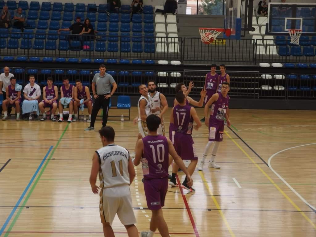 Kupamérkőzéssel készült a bajnokságra a KKC