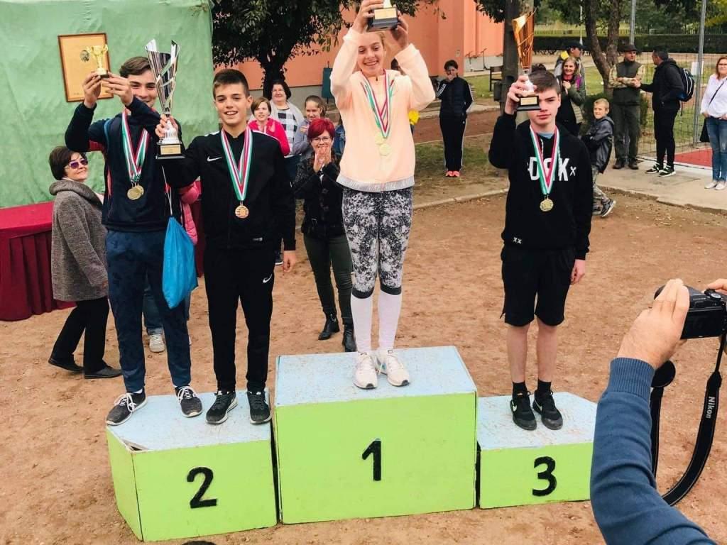 Ismét józsefes sikerek a Mészáros Gyula emlékversenyen