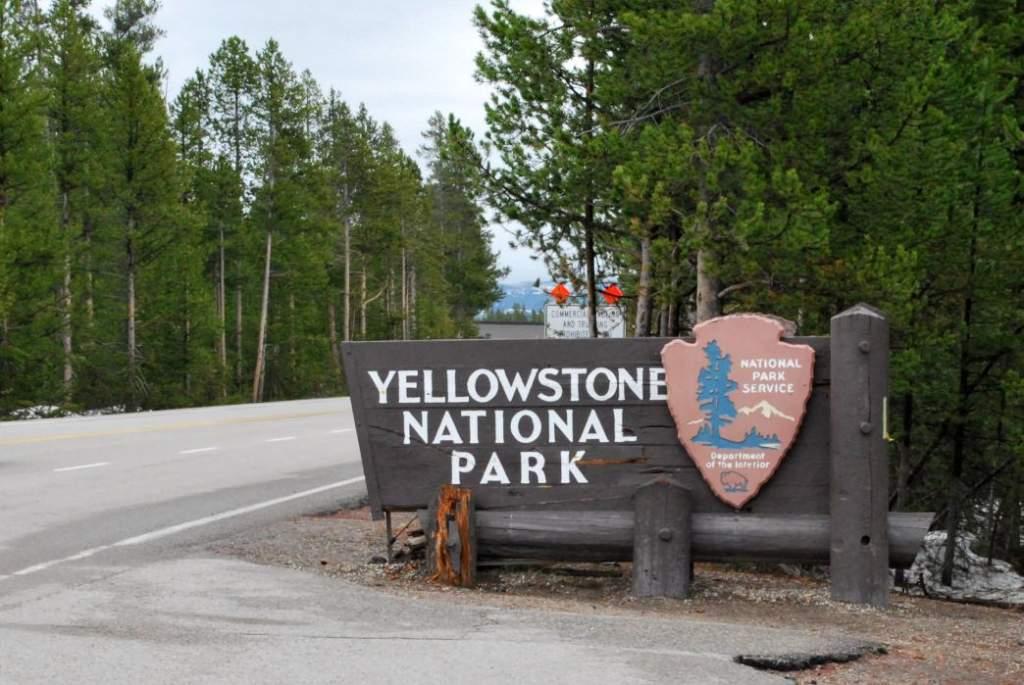 A Yellowstone park története
