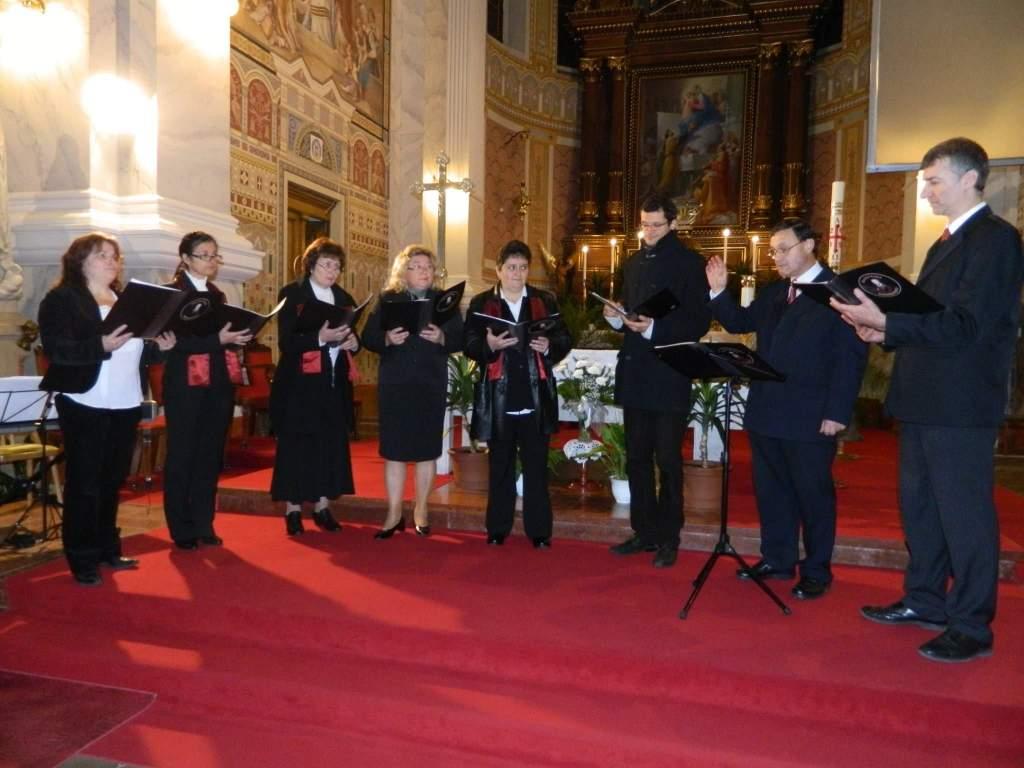 10 éves a Palestrina Kamarakórus
