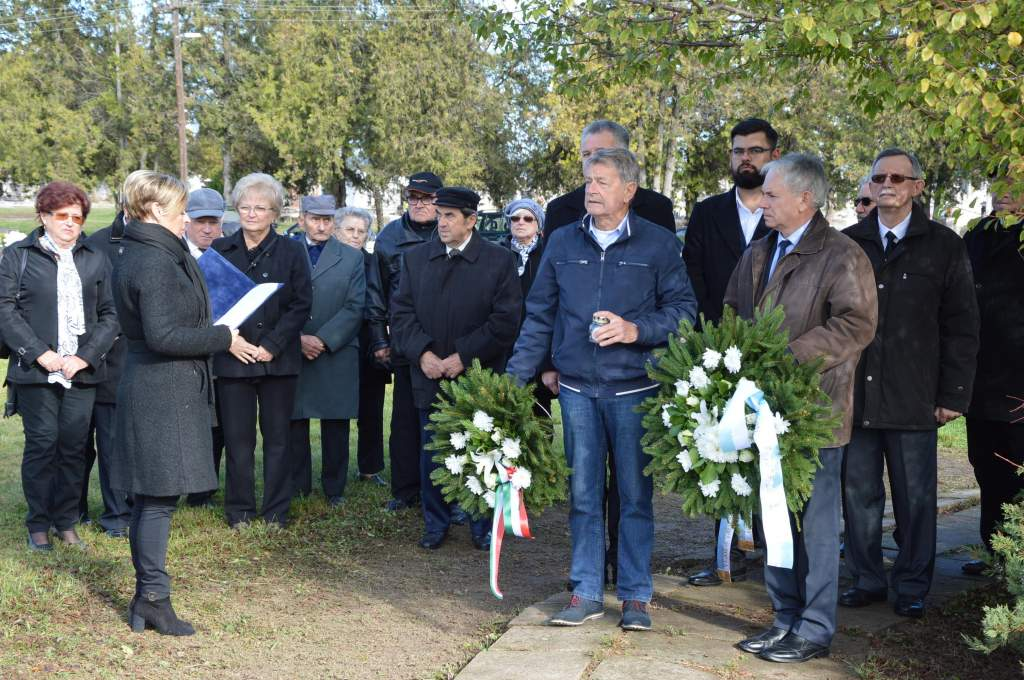 Félegyháza valamennyi elhunyt polgárára emlékeztek