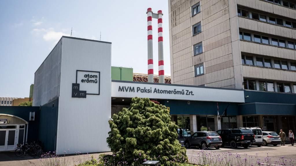 Incidens Pakson: leállt a 4. reaktorblokk