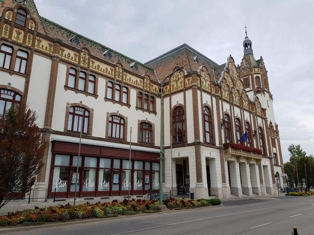 Tovább szépül a városháza
