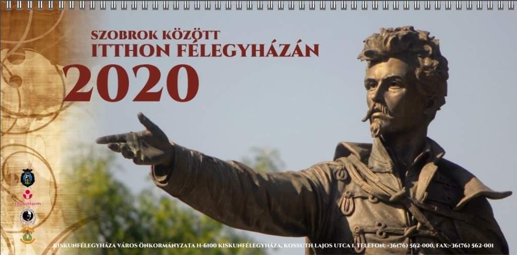 2020-ban is lesz asztali naptára Félegyházának