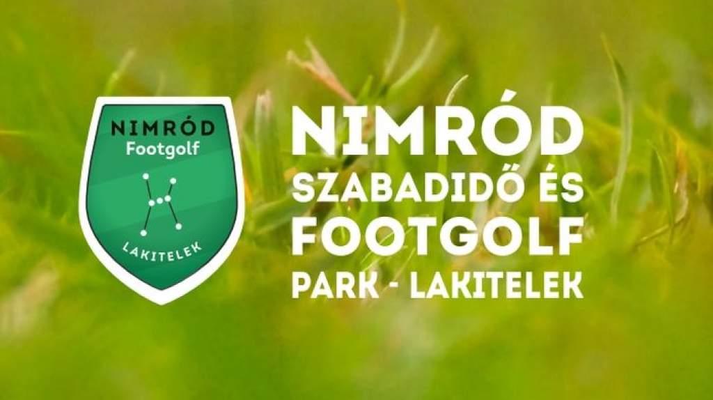 I. Nimród Footgolf amatőr verseny