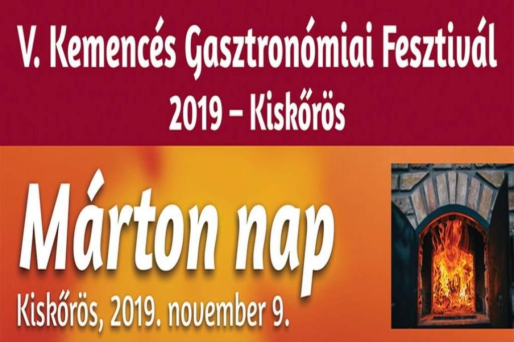 V. Kemencés Gasztronómiai Fesztivál