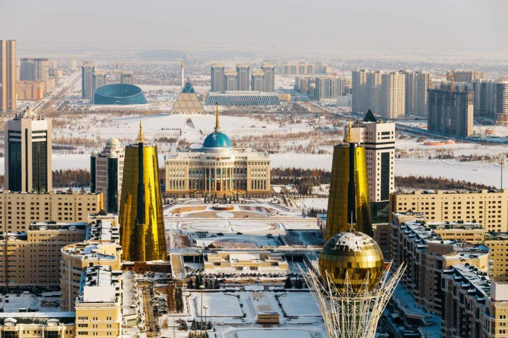 Kazahsztán ősi hangjai