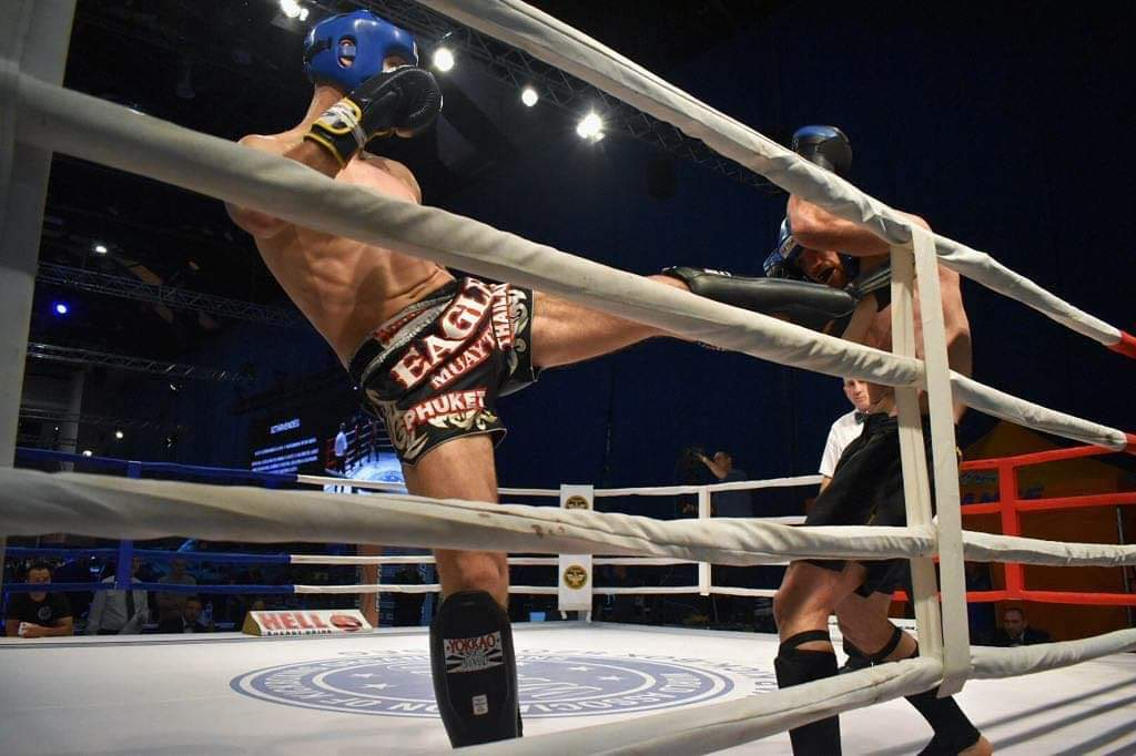 Nagy Krisztián sikere a TEK BUDO- és Küzdősport Gálán
