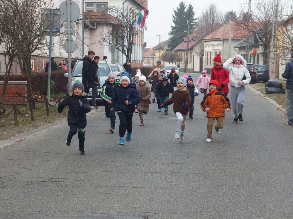 Constantinum Kupa – Mikulás futás – 2019