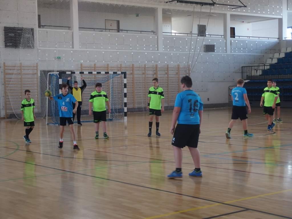 Kiskunfélegyházán folytatódott az U-13-as gyermekkézilabda-bajnokság