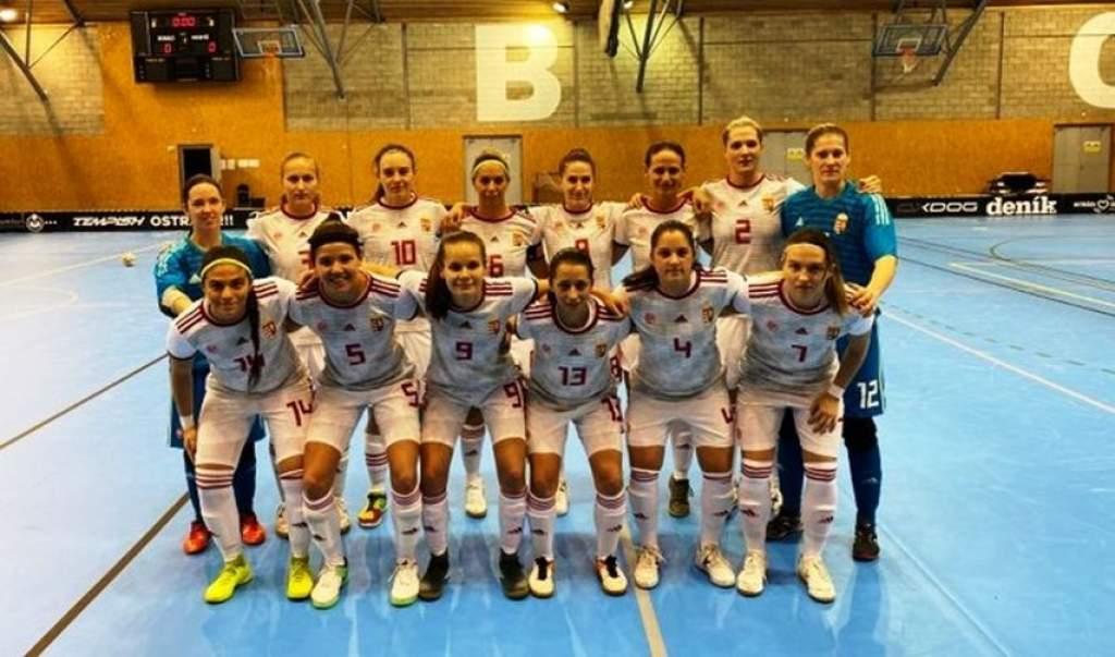 Parádés győzelem Csehország ellen