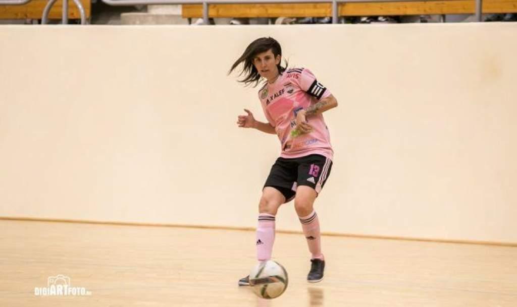Varga Adélt választották az év női futsalosának