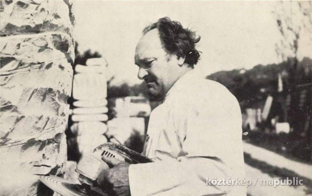 30 éve hunyt el Kovács Ferenc szobrászművész