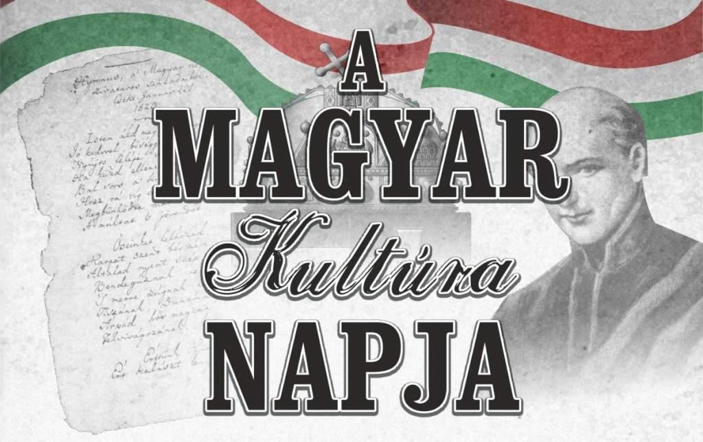 Ünnepeljük közösen a Magyar Kultúra Napját!