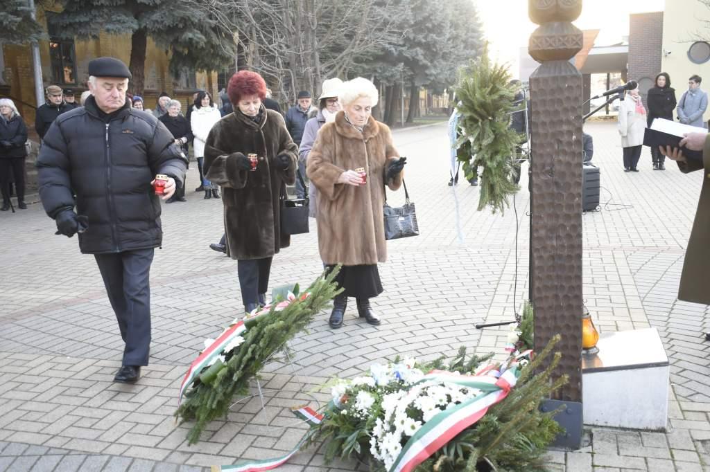 A doni katasztrófa áldozatairól emlékeztek meg