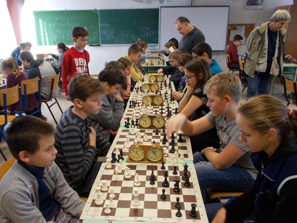 Móra Kupa sakkverseny