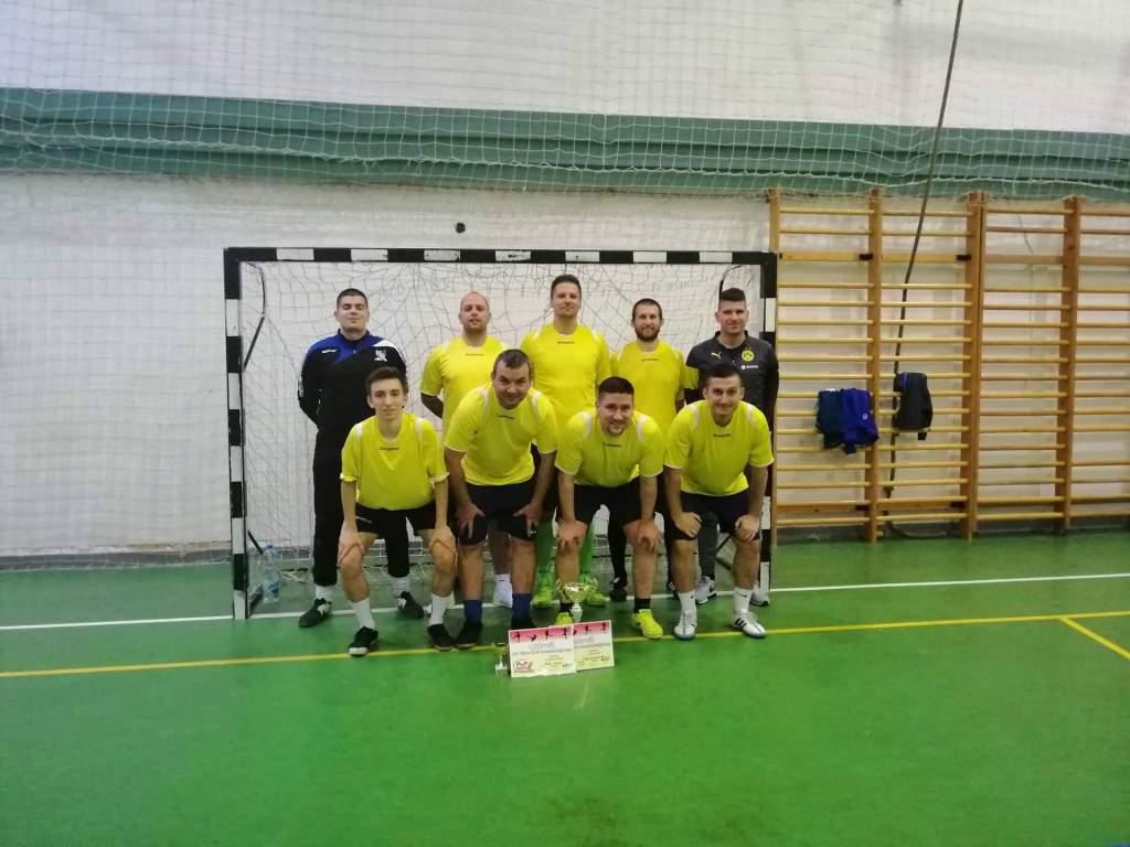 Huszonkét csapat mérkőzött meg a P&P Újévi Teremlabdarúgó Kupán